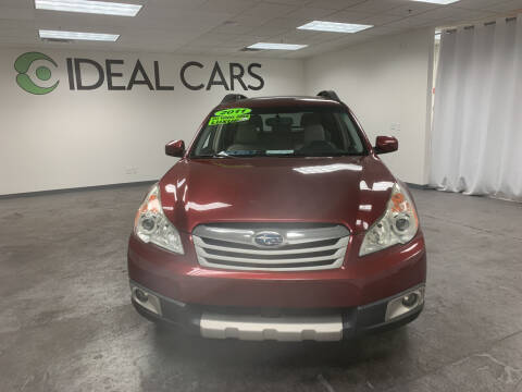 2011 Subaru Outback for sale at Ideal Cars in Mesa AZ