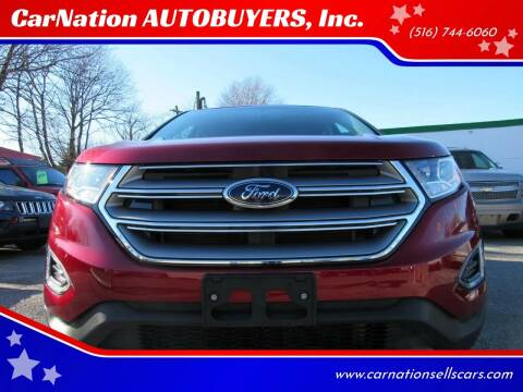 2018 Ford Edge for sale at CarNation AUTOBUYERS, Inc. in Rockville Centre NY