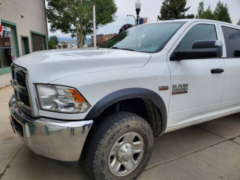 2017 RAM Ram Pickup 2500 for sale at HIGH COUNTRY MOTORS in Granby CO