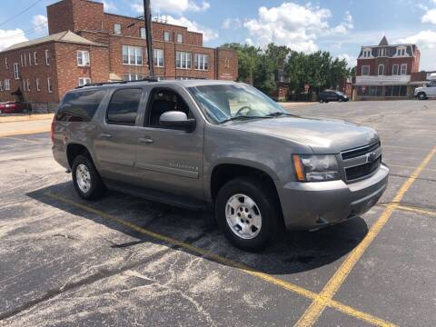 2009 Chevrolet Suburban for sale at DC Auto Sales Inc in Saint Louis MO