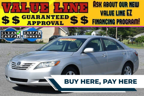 2009 Toyota Camry for sale at Broadway Garage of Columbia County Inc. in Hudson NY