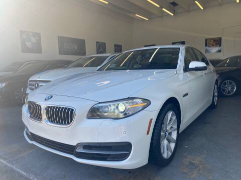 2014 BMW 5 Series for sale at GCR MOTORSPORTS in Hollywood FL