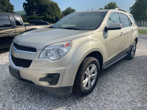 2013 Chevrolet Equinox for sale at Champion Motorcars in Springdale AR