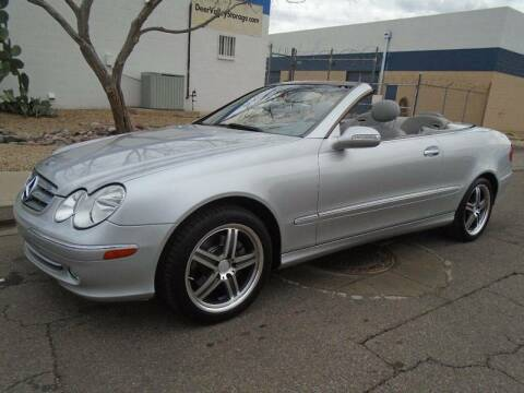 2004 Mercedes-Benz CLK for sale at COPPER STATE MOTORSPORTS in Phoenix AZ