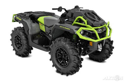 2021 Can-Am OUTLANDER 1000 XMR for sale at ROUTE 3A MOTORS INC in North Chelmsford MA