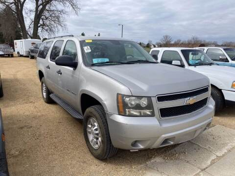 2009 Chevrolet Suburban for sale at B & B Auto Sales in Brookings SD