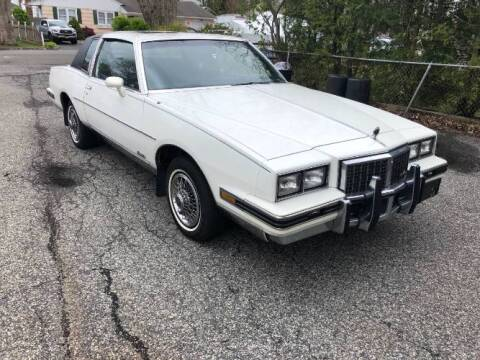 1985 Pontiac Grand Prix for sale at Classic Car Deals in Cadillac MI