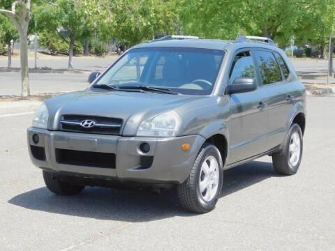 2008 Hyundai Tucson for sale at General Auto Sales Corp in Sacramento CA