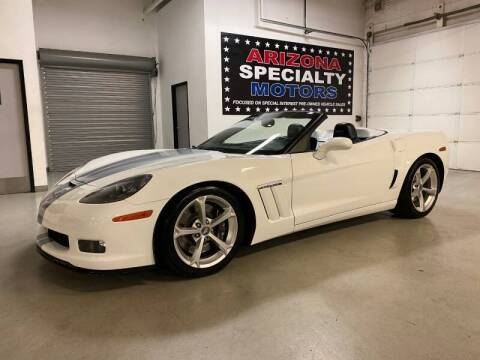 2013 Chevrolet Corvette for sale at Arizona Specialty Motors in Tempe AZ