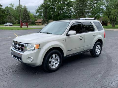 2008 Ford Escape for sale at Dittmar Auto Dealer LLC in Dayton OH