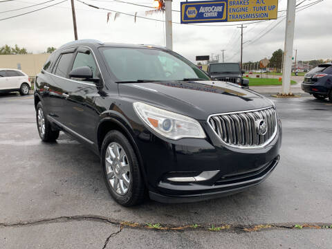 2013 Buick Enclave for sale at Summit Palace Auto in Waterford MI