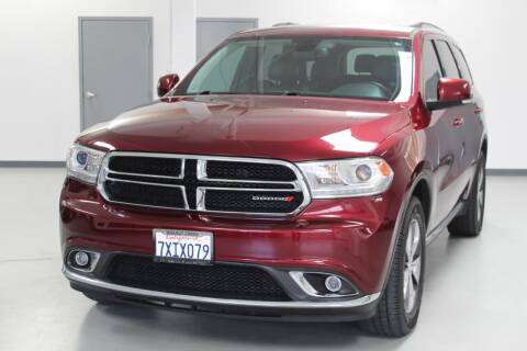 2016 Dodge Durango for sale at Mag Motor Company in Walnut Creek CA