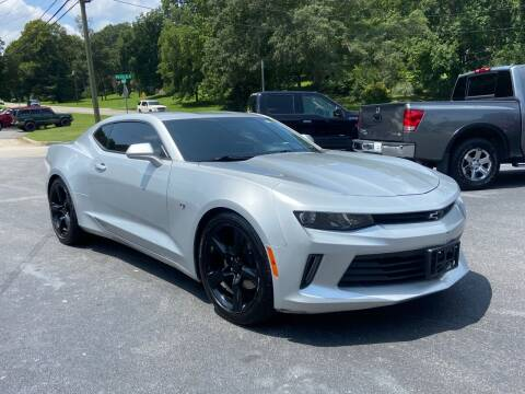 2018 Chevrolet Camaro for sale at Luxury Auto Innovations in Flowery Branch GA