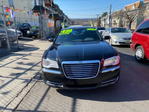 2012 Chrysler 300 for sale at Best Cars R Us LLC in Irvington NJ