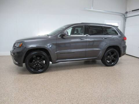 2015 Jeep Grand Cherokee for sale at HTS Auto Sales in Hudsonville MI