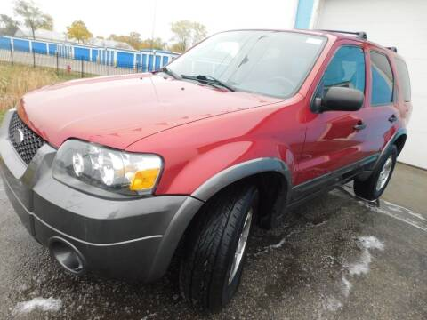 2005 Ford Escape for sale at Safeway Auto Sales in Indianapolis IN
