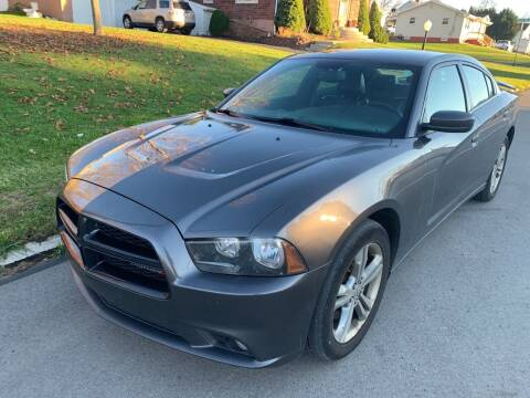 2014 Dodge Charger for sale at Trocci's Auto Sales in West Pittsburg PA