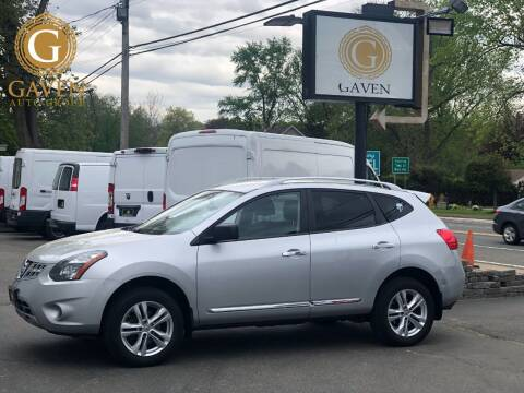 2015 Nissan Rogue Select for sale at Gaven Auto Group in Kenvil NJ