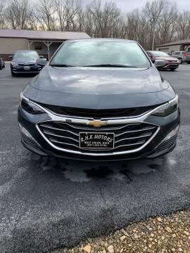 2020 Chevrolet Malibu for sale at RHK Motors LLC in West Union OH
