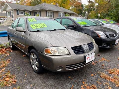 2004 Nissan Sentra for sale at M & R Auto Sales INC. in North Plainfield NJ
