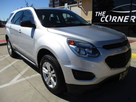 2016 Chevrolet Equinox for sale at Cornerlot.net in Bryan TX
