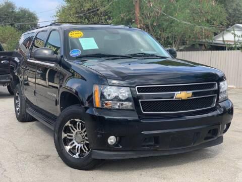 2013 Chevrolet Suburban for sale at GTC Motors in San Antonio TX