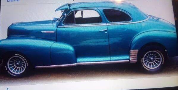 1948 Chevrolet Fleetmaster for sale in Cadillac, MI