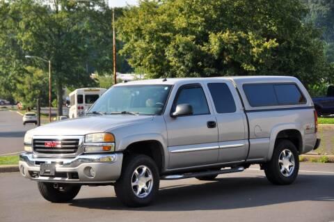2004 GMC Sierra 1500 for sale at T CAR CARE INC in Philadelphia PA