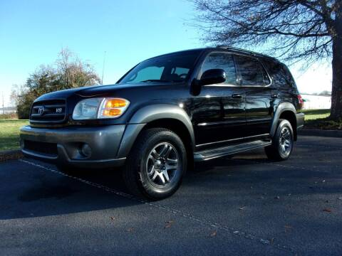 2003 Toyota Sequoia for sale at Unique Auto Brokers in Kingsport TN