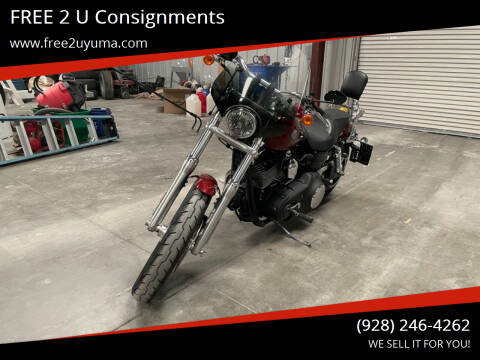 2010 Harley-Davidson Wide Glide for sale at FREE 2 U Consignments in Yuma AZ