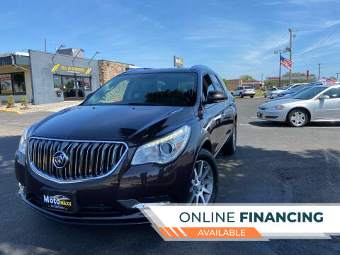 2015 Buick Enclave for sale at MotoMaxx in Spring Lake Park MN