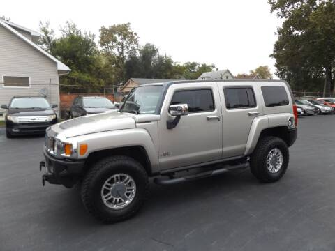 2006 HUMMER H3 for sale at Goodman Auto Sales in Lima OH