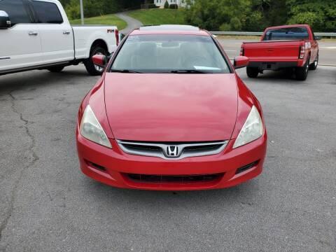 2006 Honda Accord for sale at DISCOUNT AUTO SALES in Johnson City TN