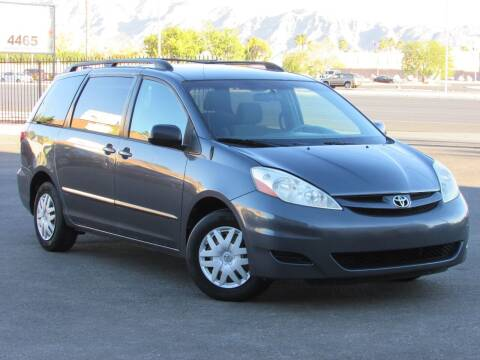 2006 Toyota Sienna for sale at Best Auto Buy in Las Vegas NV