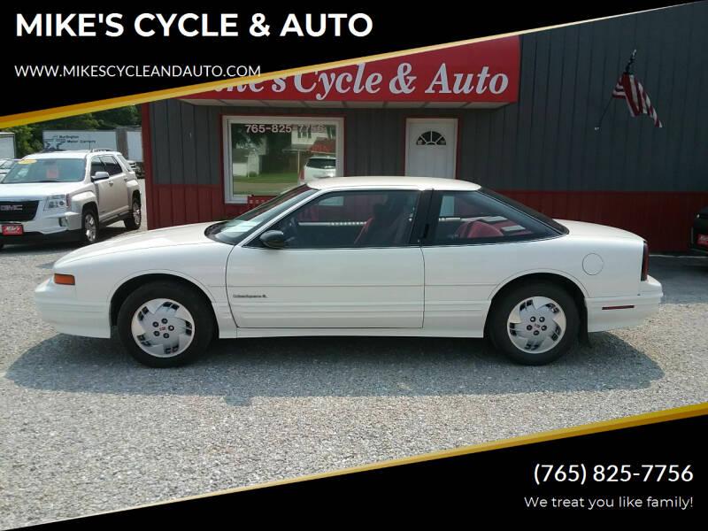 1992 Oldsmobile Cutlass Supreme for sale in Connersville, IN
