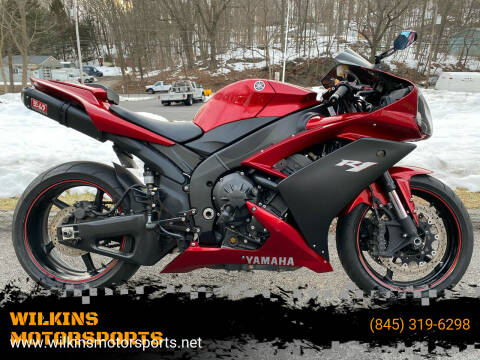 2007 Yamaha YZF-R1 for sale at WILKINS MOTORSPORTS in Brewster NY