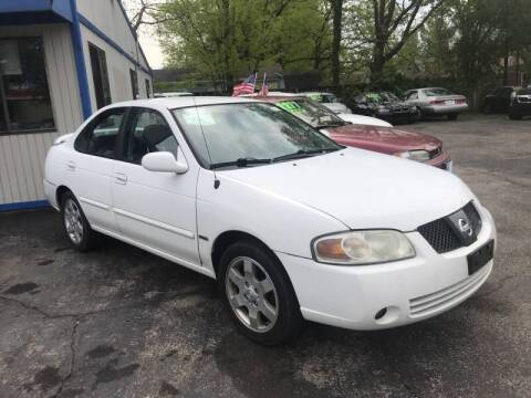 2006 Nissan Sentra for sale at Klein on Vine in Cincinnati OH
