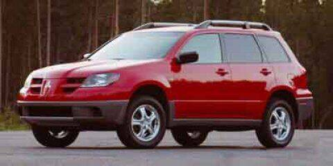 2004 Mitsubishi Outlander for sale at TRI-COUNTY FORD in Mabank TX