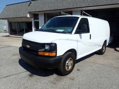 2013 Chevrolet Express Cargo for sale at Transportation Outlet Inc in Eastlake OH