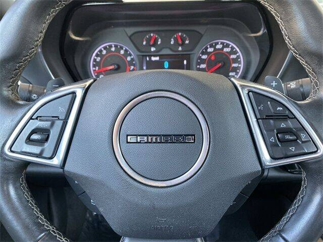 2017 Chevrolet Camaro LT 2dr Coupe w/1LT - Roswell GA