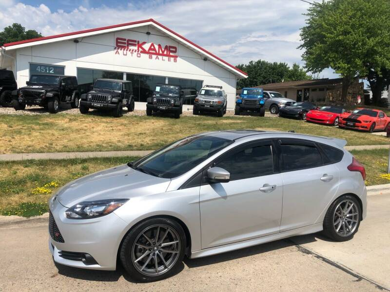 2014 Ford Focus for sale at Efkamp Auto Sales LLC in Des Moines IA