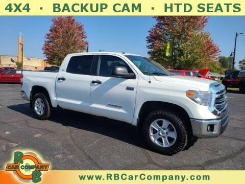 2017 Toyota Tundra for sale at R & B Car Company in South Bend IN