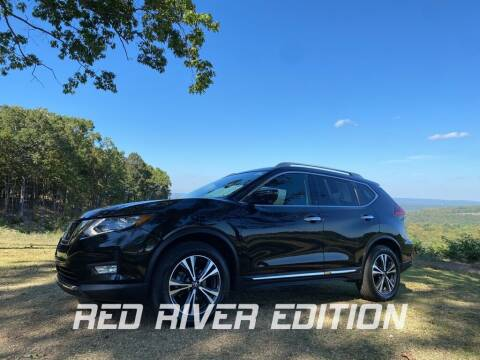 2018 Nissan Rogue for sale at RED RIVER DODGE - Red River of Malvern in Malvern AR
