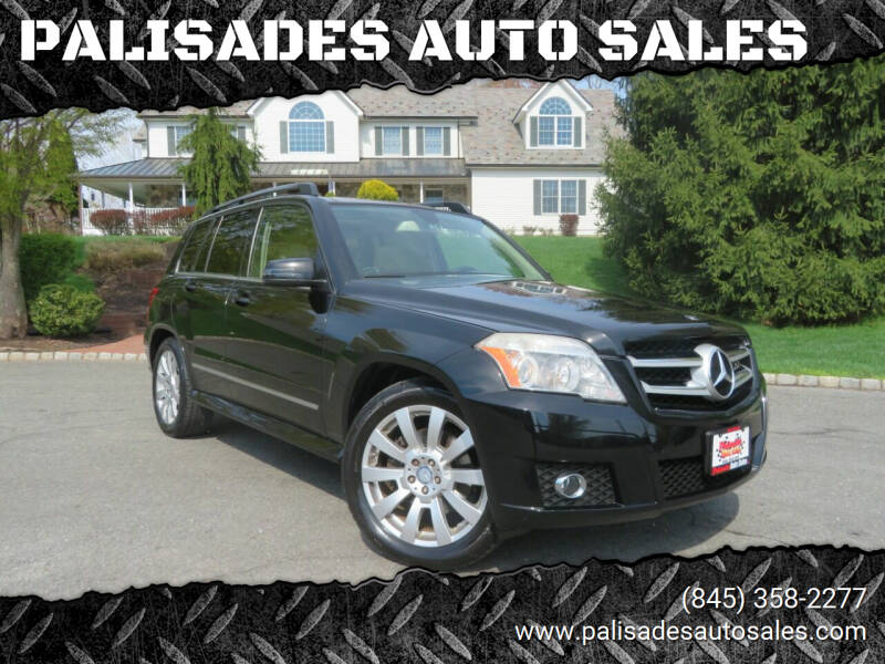 2010 Mercedes-Benz GLK for sale at PALISADES AUTO SALES in Nyack NY