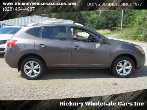 2008 Nissan Rogue for sale at Hickory Wholesale Cars Inc in Newton NC