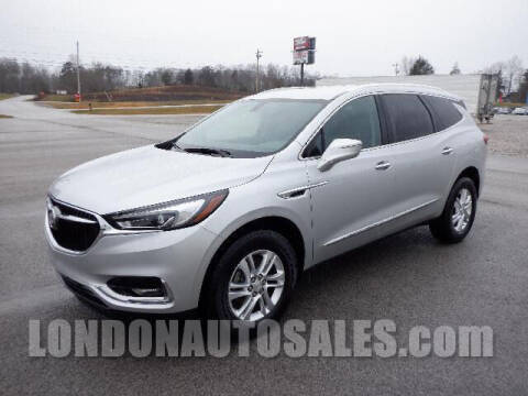 2020 Buick Enclave for sale at London Auto Sales LLC in London KY