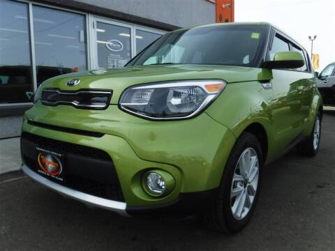 2018 Kia Soul for sale at Torgerson Auto Center in Bismarck ND