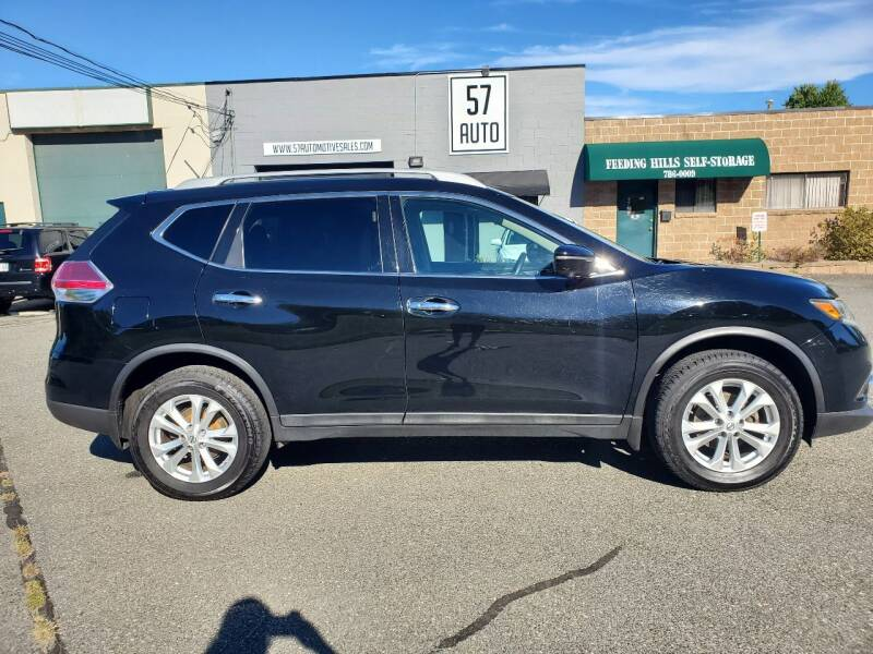 2015 Nissan Rogue for sale at 57 AUTO in Feeding Hills MA