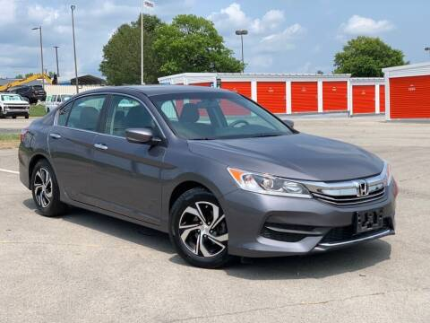 2016 Honda Accord for sale at Driv Inc in Madison TN