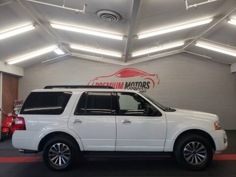 2017 Ford Expedition for sale at Premium Motors in Villa Park IL